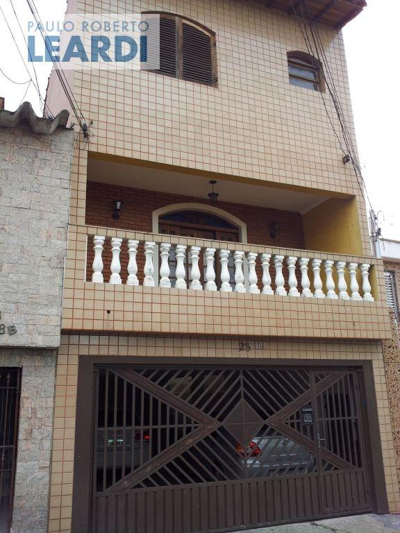 casa assobradada vila matilde - são paulo - ref: 423402