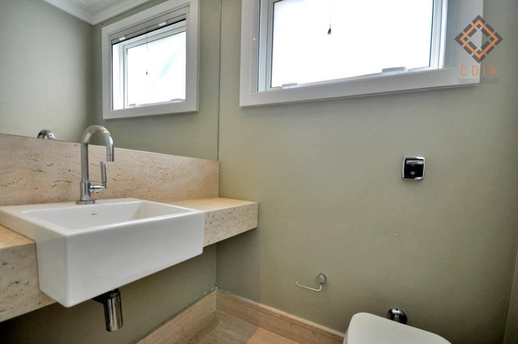 casa bairro alto de pinheiros com 297 m² com 4 banheiros, sendo 2 suítes, 4 vagas, r$ 15.500,00 - ca2553
