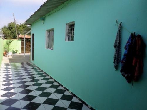 casa barata, 1 quarto, na praia de itanhaém, com escritura.