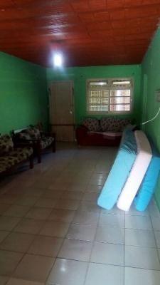 casa barata, 3 quartos, lado praia, apenas 600 metros do mar