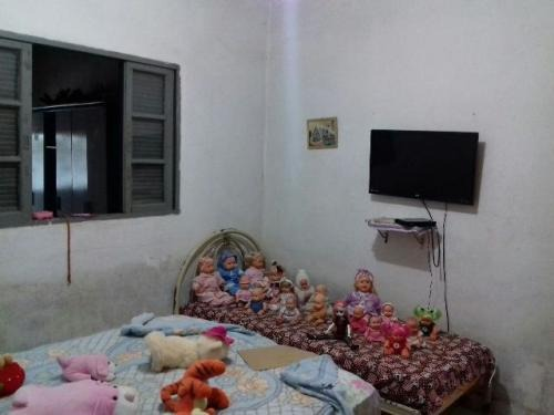 casa barata com 4 quartos, na praia de itanhaém!
