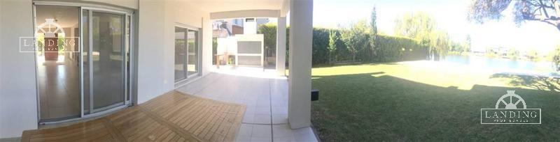 casa - barrio cerrado los ombúes - rincón de milberg