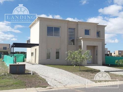 casa - barrio cerrado san gabriel - villanueva