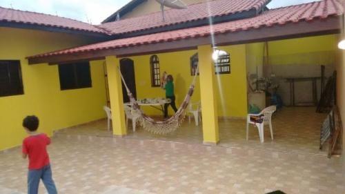 casa belíssima com piscina, em itanhaém, jardim bopiranga