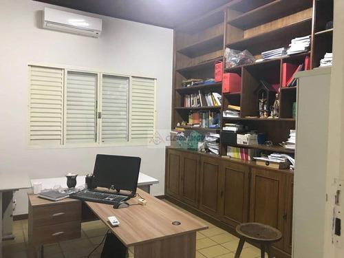 casa boa esperança de esquina com excelente localização para escritorio - ca0932