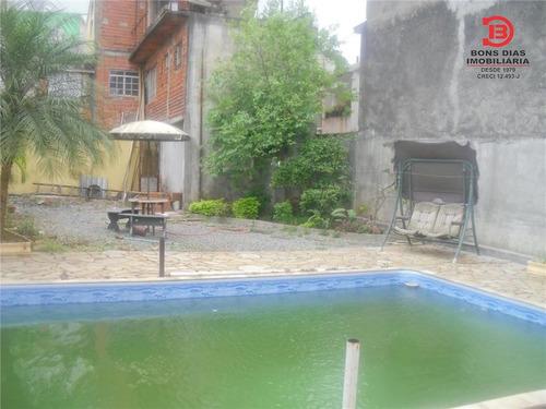 casa - burgo paulista - ref: 1341 - v-1341