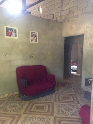 casa c/ 3 dormitórios em itanhaém, apenas 75 mil! ref 2545-p