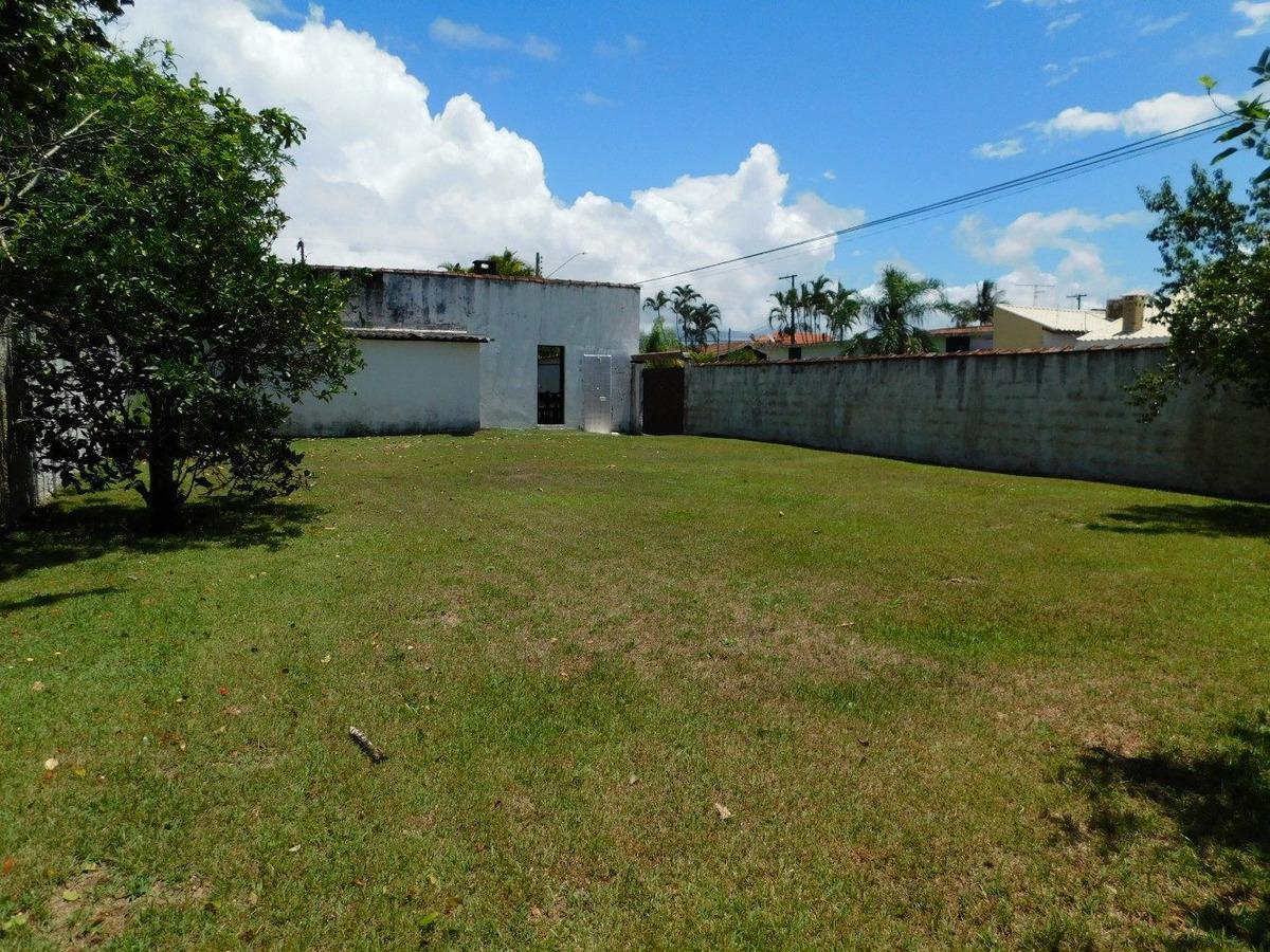 casa c/ 575 m² no bairro oásis à venda na praia de peruíbe