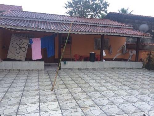 casa c/ escritura em itanhaém-sp, balneário gaivota!