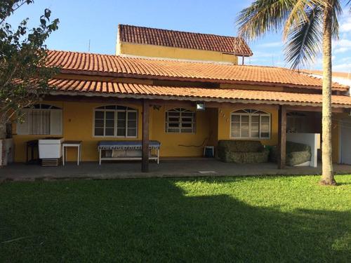casa c/ escritura só a 300m da praia em itanhaém, 3 quartos