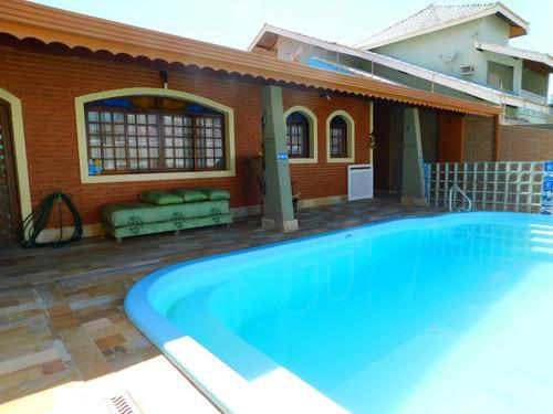 casa c/ piscina a 150 mt da praia a venda em peruíbe