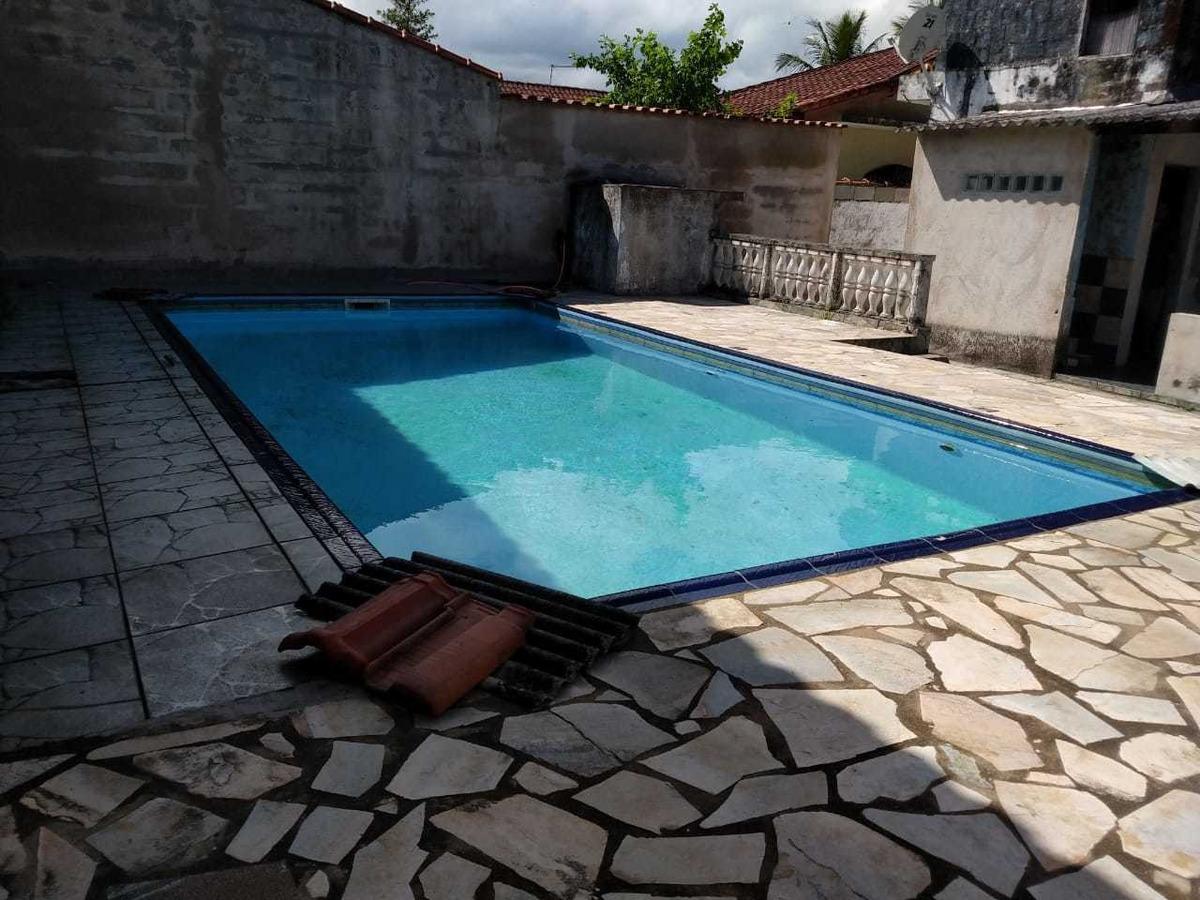 casa c/ piscina na praia r$ 212 mil somente à vista 5389 e