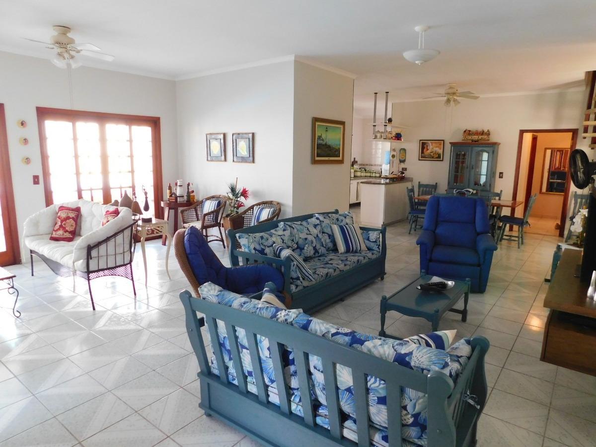 casa c/ piscina p/a locação temporada na praia de peruíbe