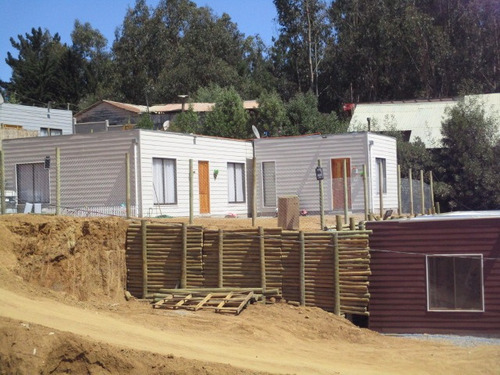 casa cabaña  6 personas 3 dormitorios nuevo full equipada