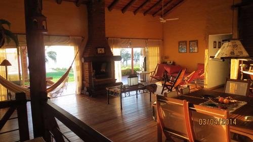 casa cabaña bungalows pileta con lago concordia  entre rios