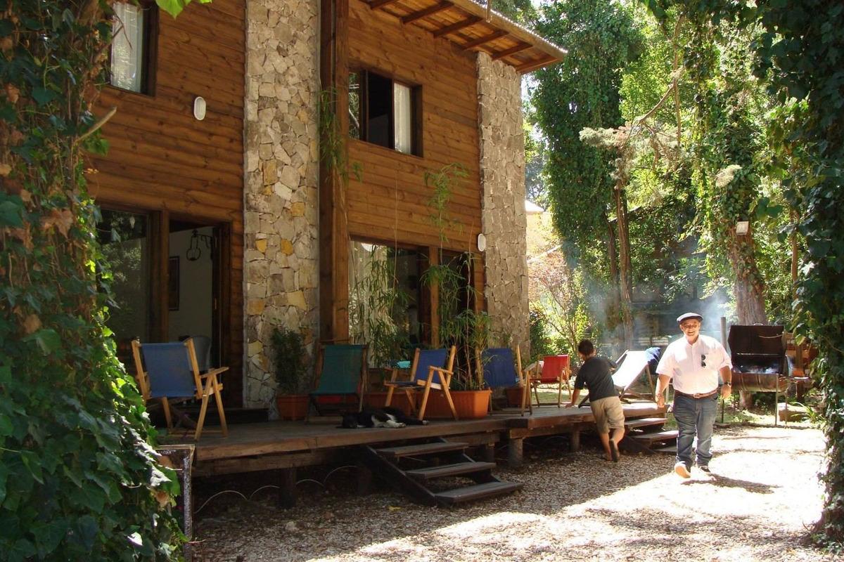 casa, cabaña en mar del plata,  bosque de pralta ramos