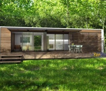 casa cabaña quincho vivienda hogar loft contenedor 30mts  35