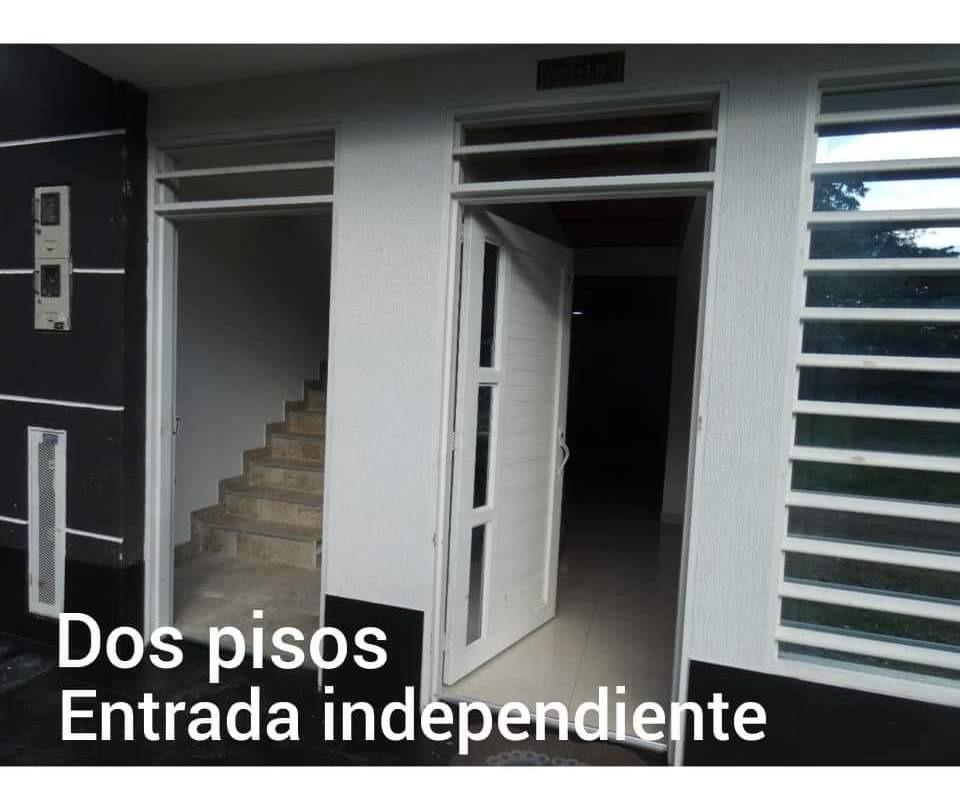 casa cada piso independiente