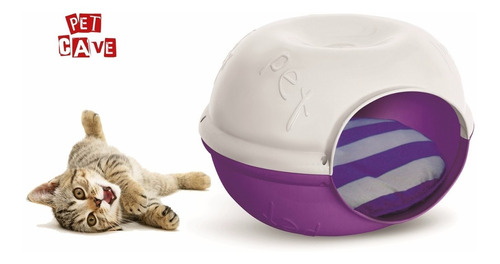 casa cama gato