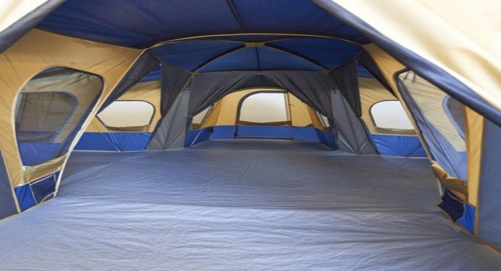 Casa Campa 241 A Ozark Trail Base Camp 14 Person Cabin Tent