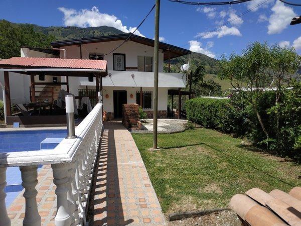 casa campestre  copacabana