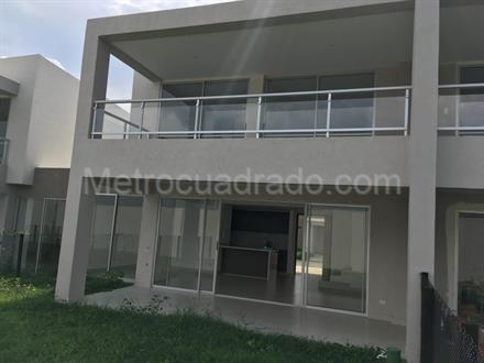 casa campestre en jamundi ubicada en condominio casa azul