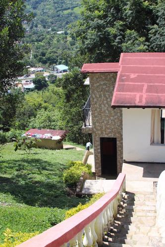 casa campestre en la vega - cundinamarca permuto