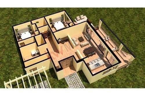 casa campestre en nuevo desarrollo en talpa