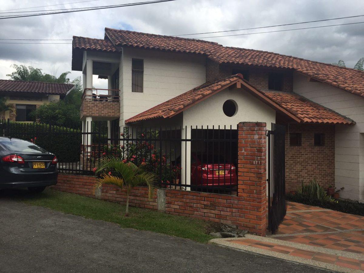 casa campestre en venta armenia via la tebaida