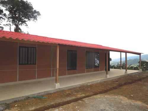 casa campestre en via tocota - san bernardo dagua