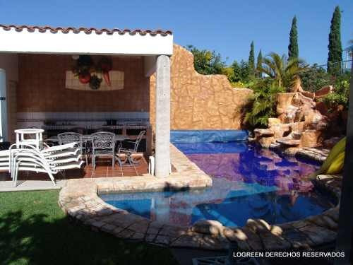 casa campestre estilo mexicano para vivir de fijo o descanso