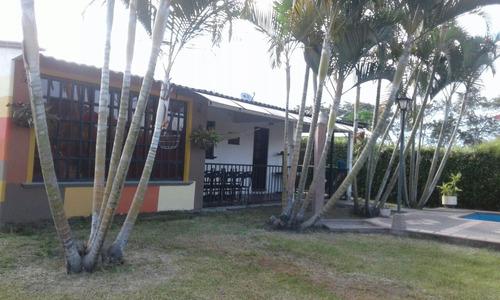 casa campestre vía pueblo tapao