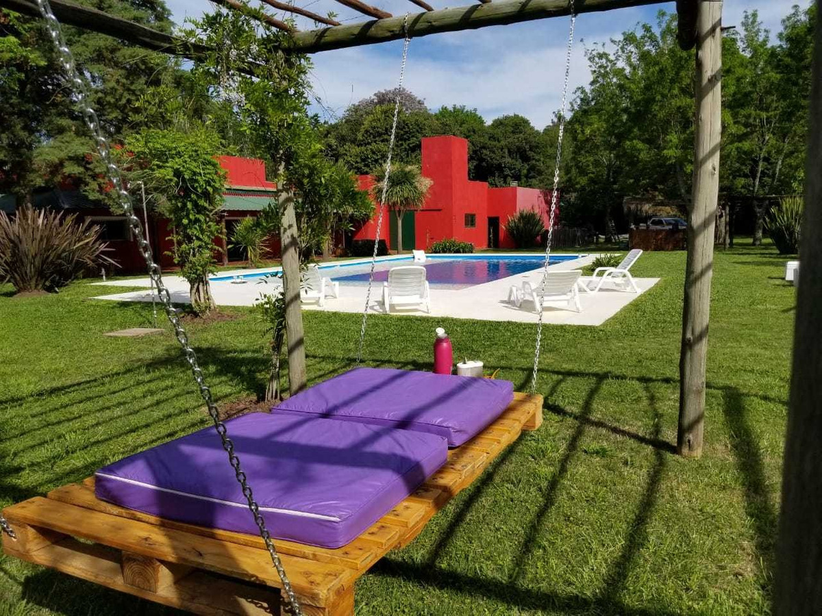 casa campo quinta alquiler giles pileta parque privacidad