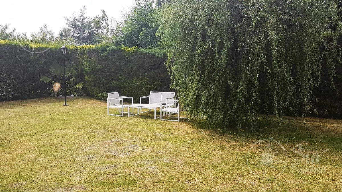 casa - campos de echeverria. impecable y hermosa .