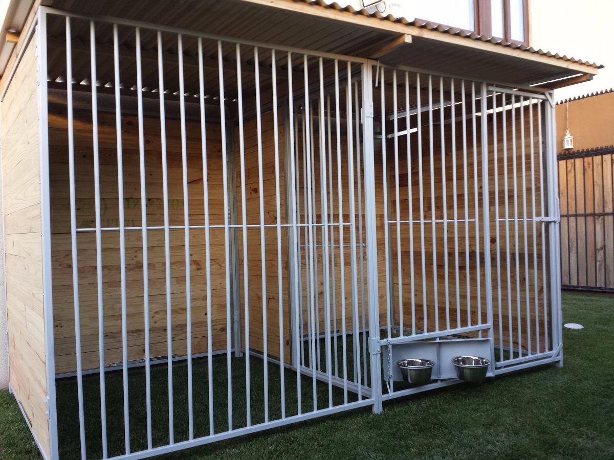 Casa canil caniles de perros en mercado libre for Vallas para perros en casa