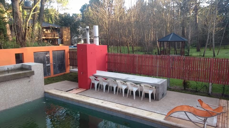 casa carilo piscina climatizada cubierta, 4 dormitorios
