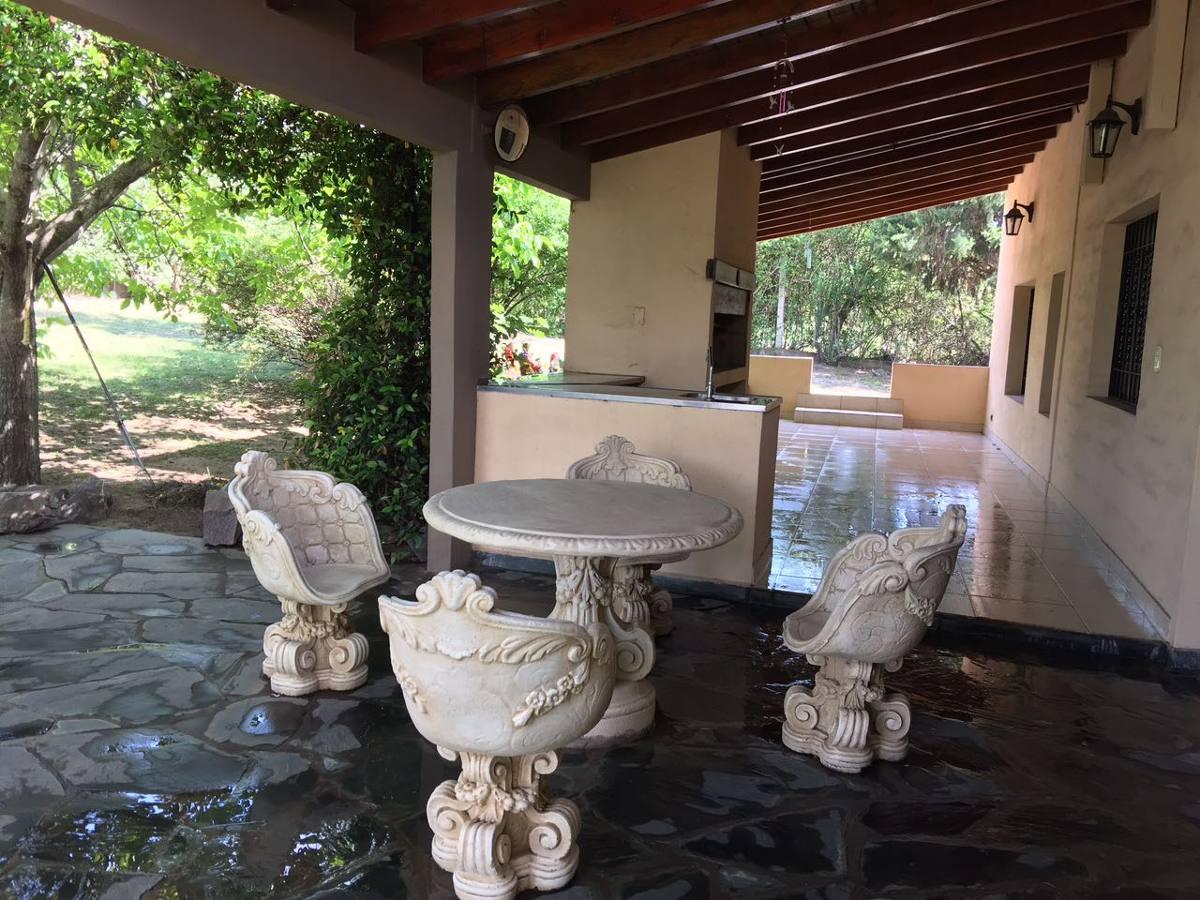 casa- casa lujosa en cordoba con vista al lago san roque