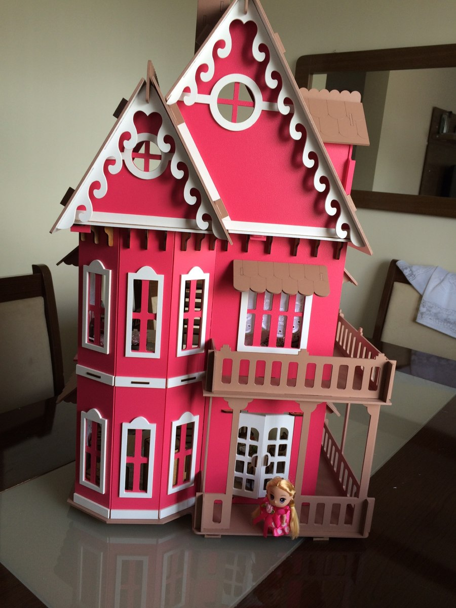 Polly Pocket Decorate House