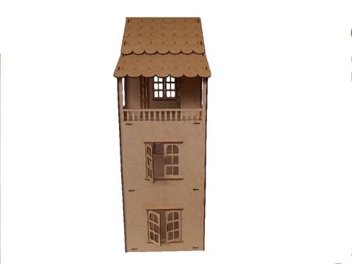 casa casinha polly pocket 27mini móveis - parque - carro cn4