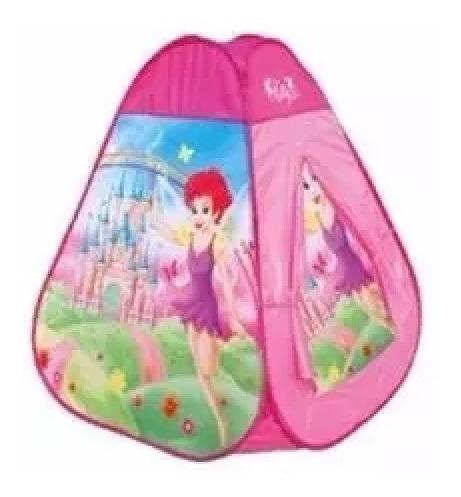 casa casita carpa infantil haditas juegos niños iplay 8920