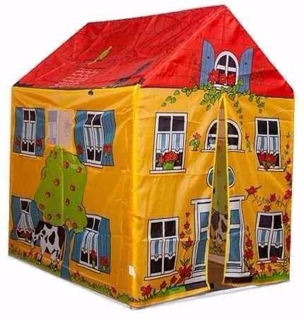 casa casita carpa infantil juegos para nios villa urquiza