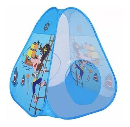 casa casita carpa infantil pirata juegos niños iplay 8910
