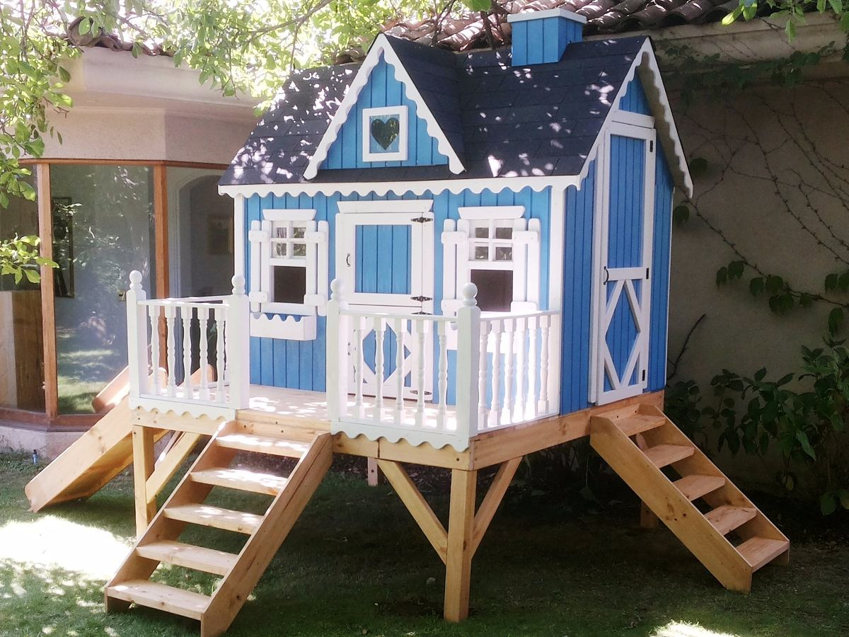 Casa casita de ni os casita de mu ecas colores a for Casitas ninos ofertas