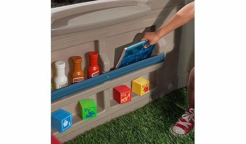 Casa casita infantil step 2 para jardin o interior for Casa infantil jardin