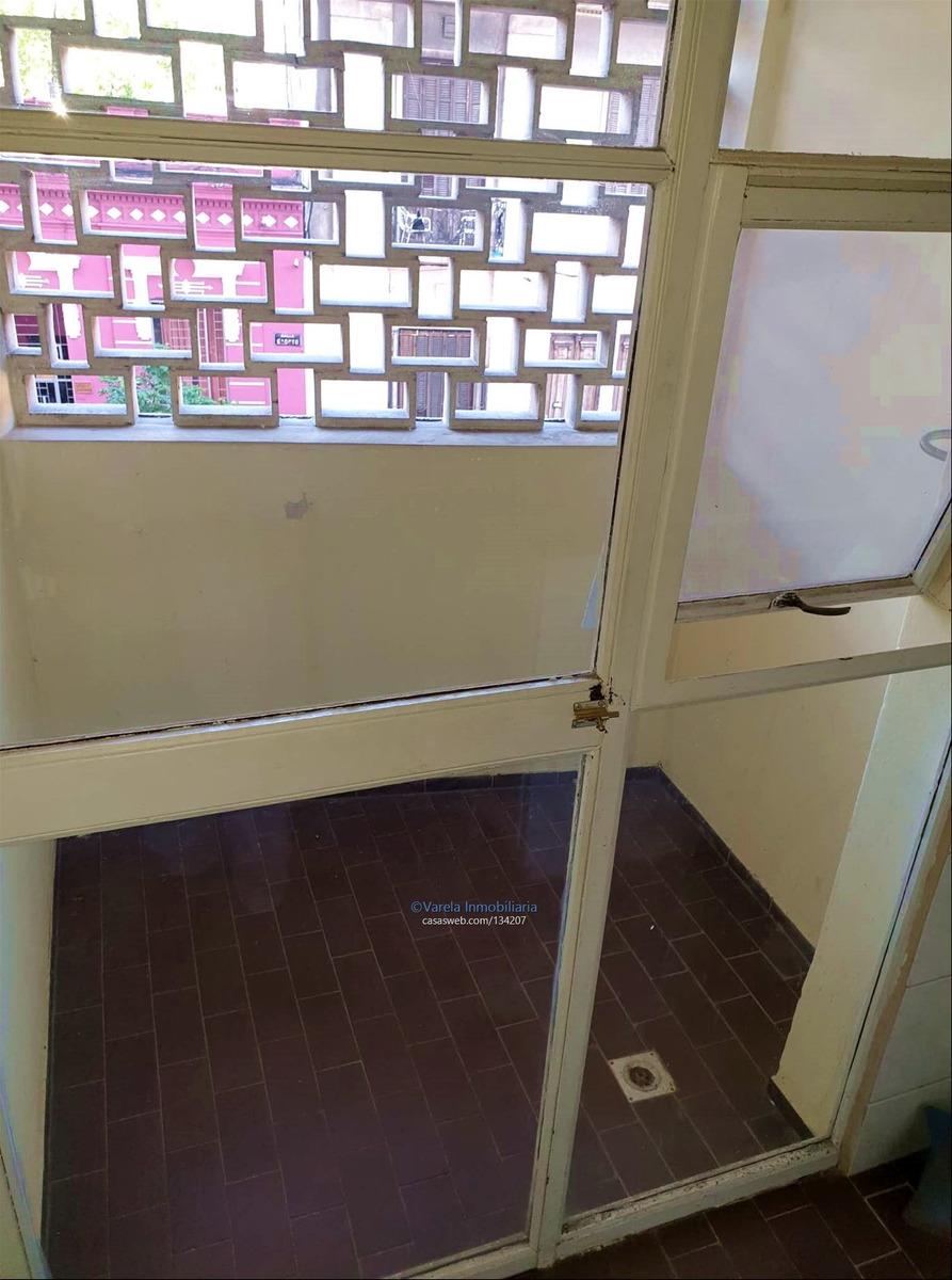 casa central - alquiler apartamento 2 dormitorios aguada