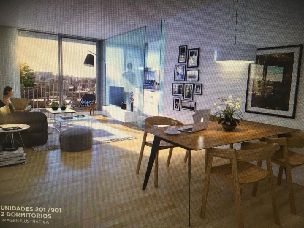 casa central - venta apartamento 2 dormitorios cordon
