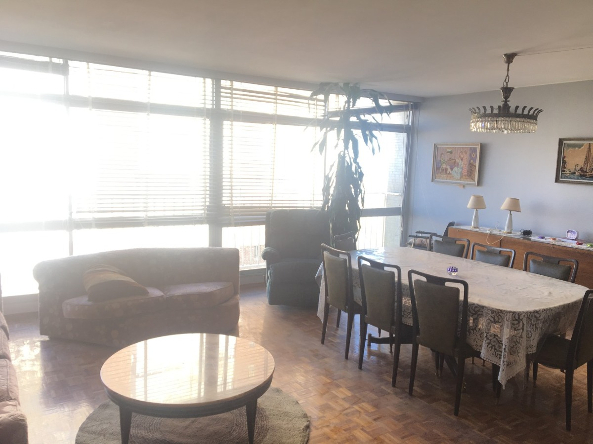 casa central - venta apartamento 3 dormitorios zona pocitos