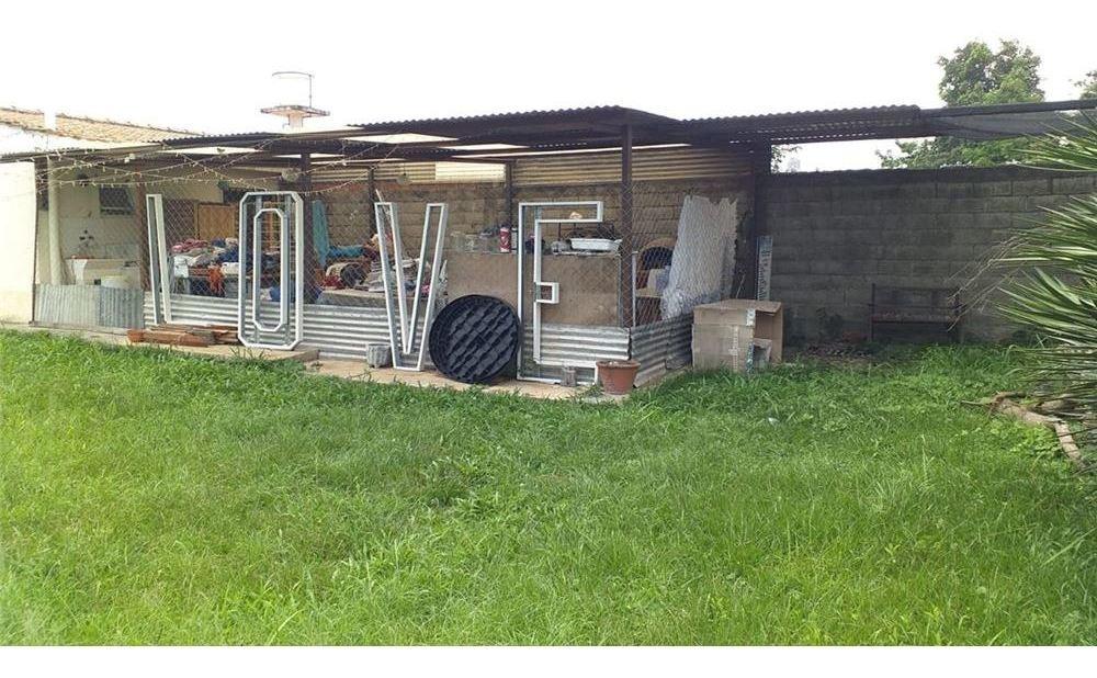 casa céntrica 1 dor - terreno 308 mts esquina