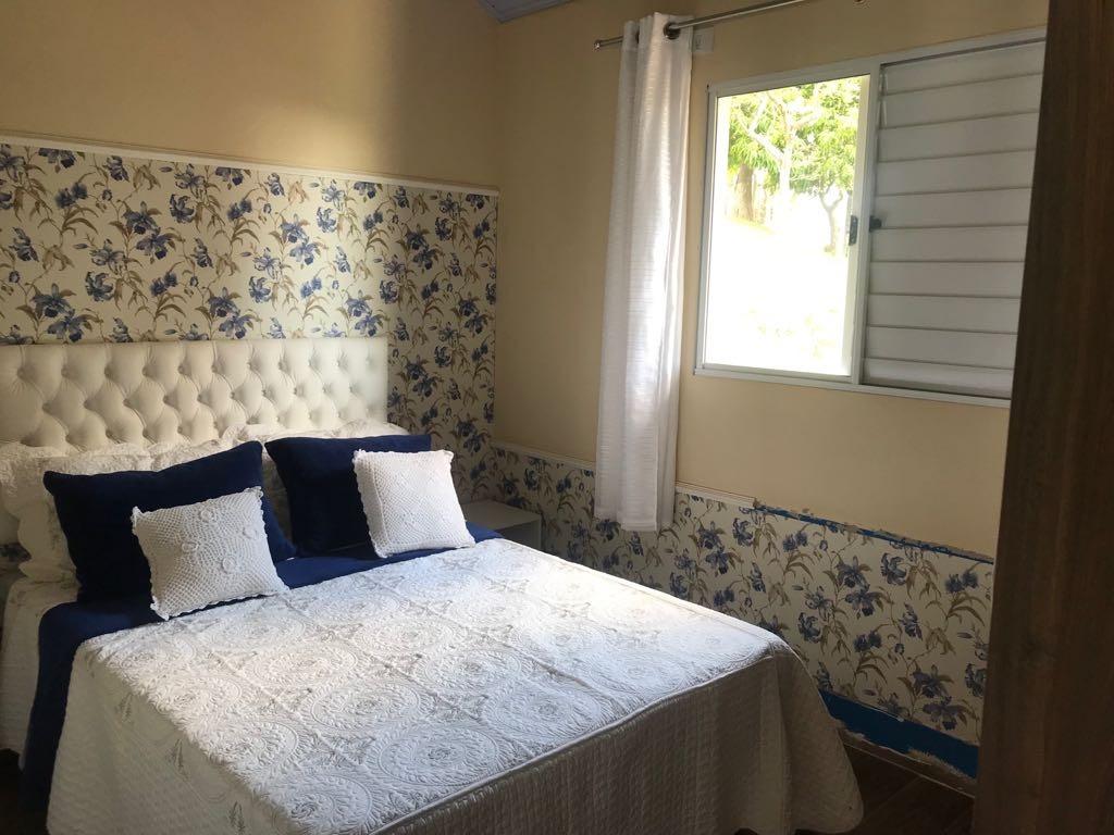 casa chalé 4dorms condomínio-rodovia castelo branco km 68