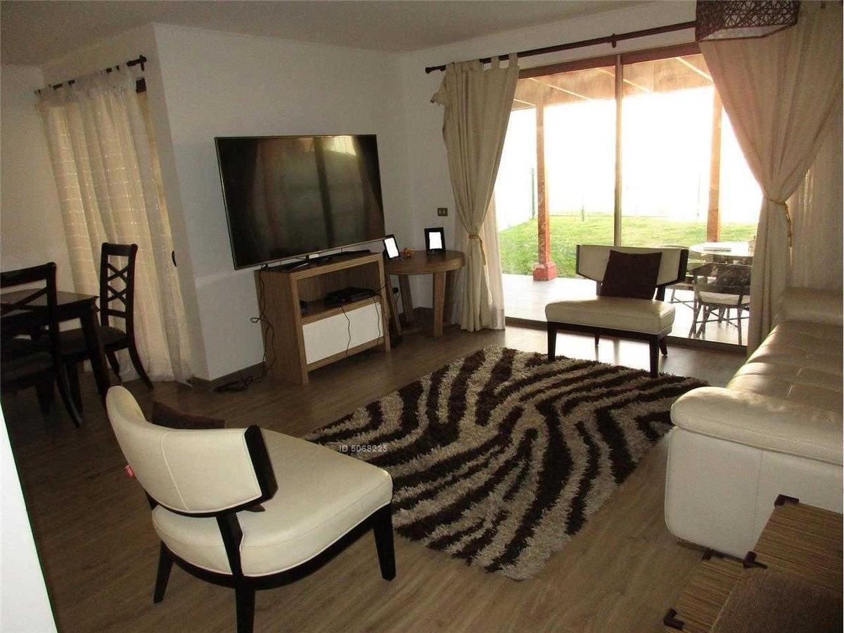 casa chilena exclusivo condominio 4 dormitorios en alto macul la florida peñalolen